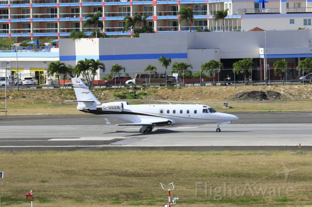 IAI Gulfstream G100 (C-GBSW) - C-GBSW