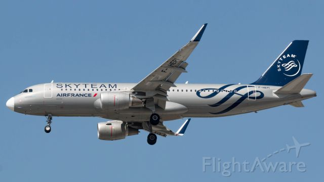 Airbus A320 (F-HEPI)