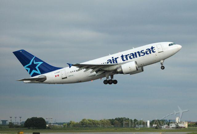 Airbus A310 (C-GTSD)