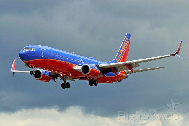 Boeing 737-800 — - Chicago MDW 7/18/14