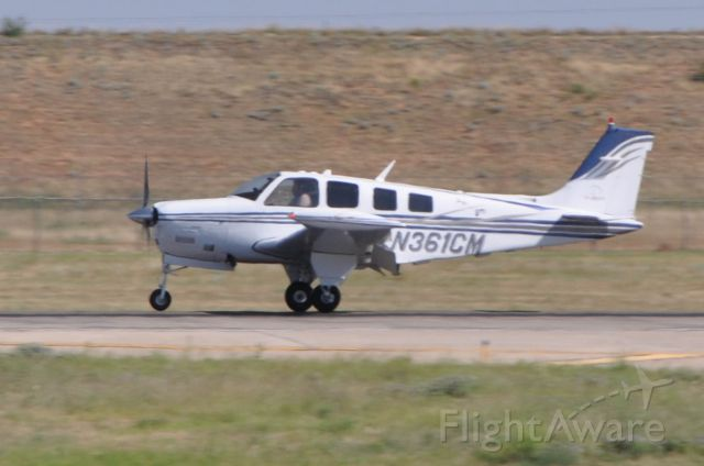 Beechcraft Bonanza (36) (N361CM)