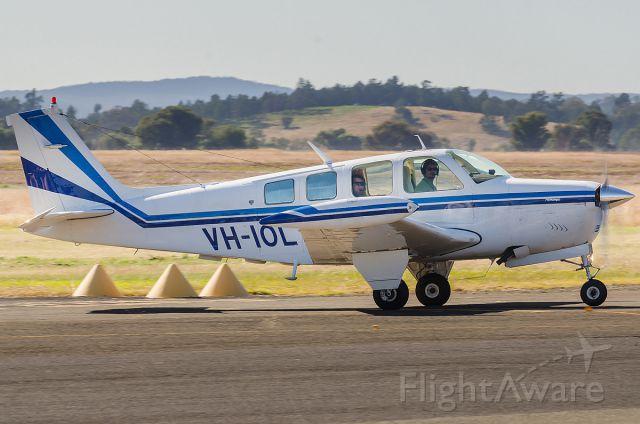 Beechcraft Bonanza (36) (VH-IOL)