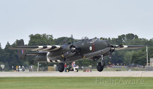 North American TB-25 Mitchell (C-GCWM) - Airventure 2017