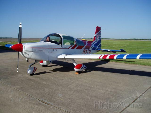 Grumman AA-5 Tiger (N5TU) - Participant in the Texoma 100 Air Race at Grayson County (North Texas Regional Airport).