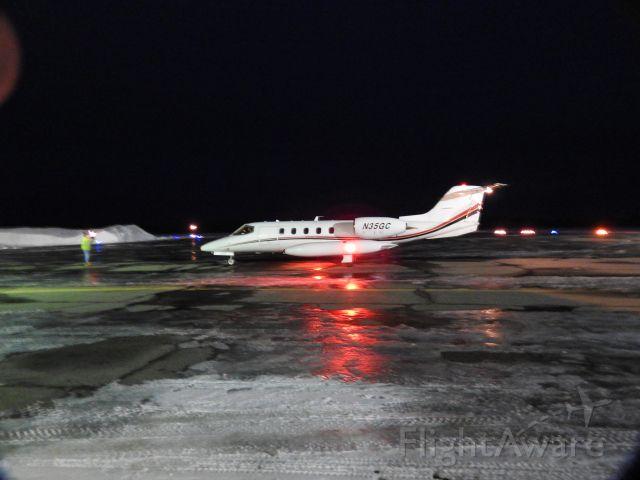 Learjet 35 (N35GC) - Medevac Learjet 35 From Panama City
