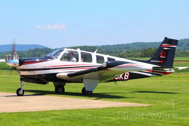 Beechcraft Bonanza (36) (N88KB) - View at full for best quality