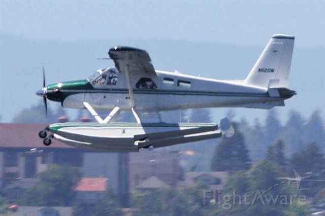 De Havilland Canada DHC-2 Mk1 Beaver (N620N) - Near Mercer Island, WA