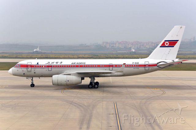 Tupolev Tu-214 (P-632)