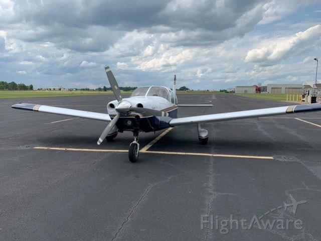 Piper Saratoga (N250WA) - Visiting Starkville and Mississippi State
