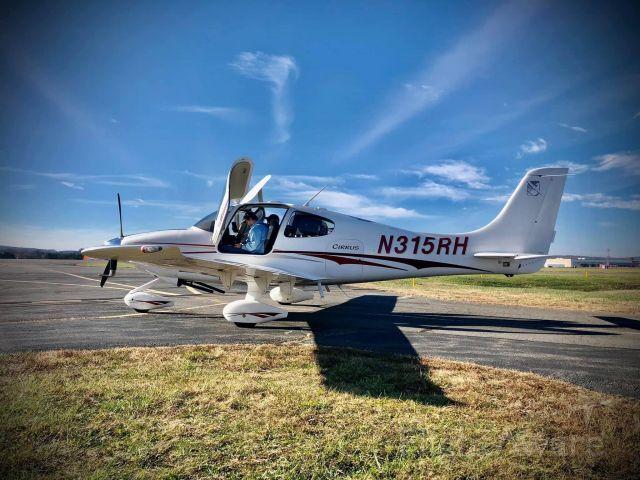 Cirrus SR-20 (N315RH) - Prepping for return to FDK