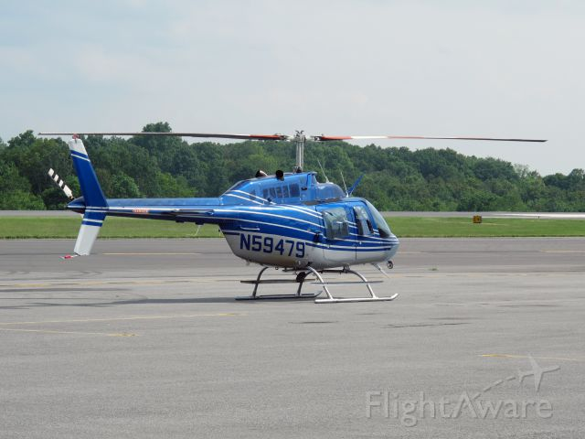 Bell JetRanger (N59479)