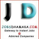 Jobs dhamakainfo