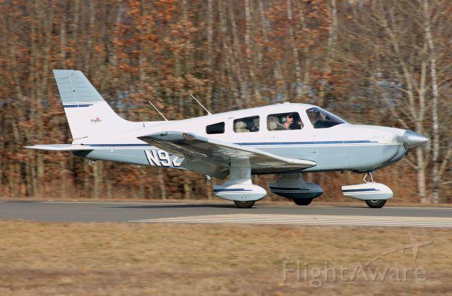 Piper Cherokee (N9272L)