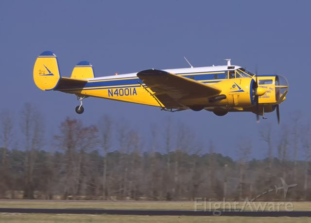 N4001A — - Low pass 3-14-2002