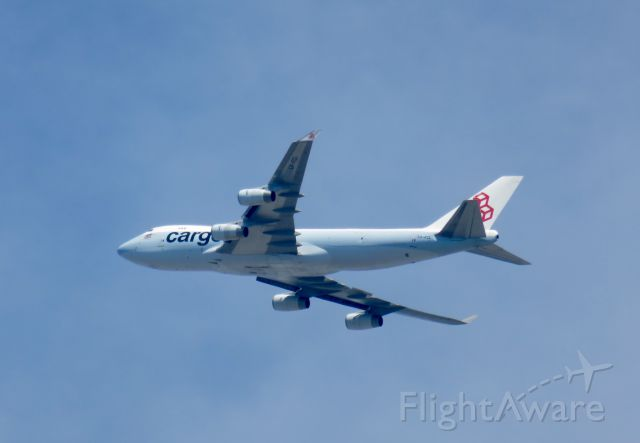 Boeing 747-200 (LX-FCL)