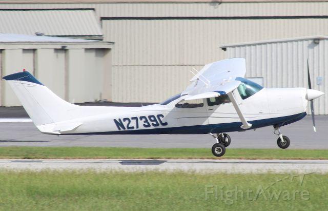 Cessna Skylane RG (N2739C) - A 1978 Cessna R182 Skylane RG owned by LGE Flying Club. Photo taken on 9/11/2020.