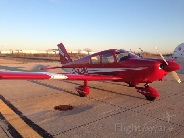 Piper Cherokee (N9741J)