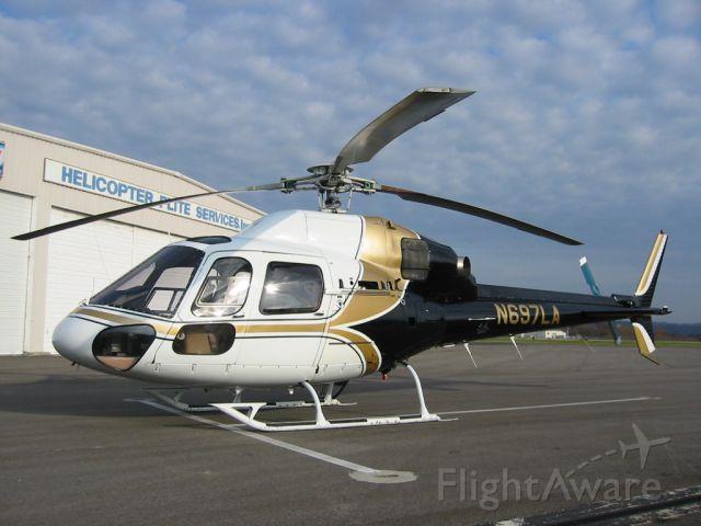 HELIBRAS VH-55 Esquilo (N697LA)