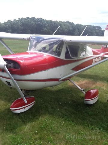 Cessna Commuter (N1248Y) - Remove