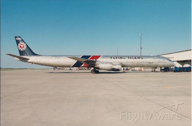 McDonnell Douglas DC-8-70 (N706FT)