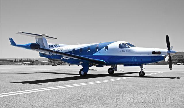 Pilatus PC-12 (N805SA)