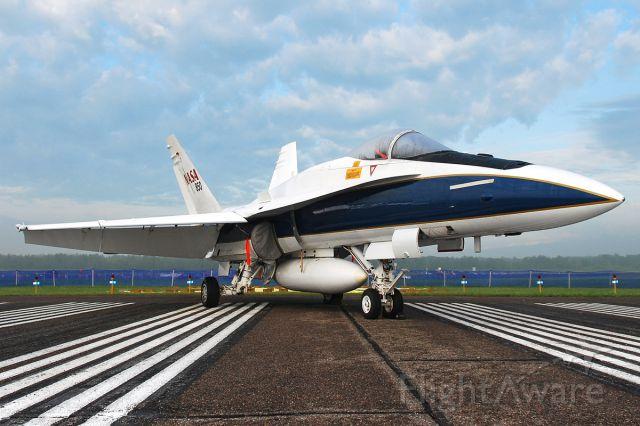 N850NA — - McDonnell Douglas F/A-18A Hornet (c/n 0048/A037). June 27, 2010.