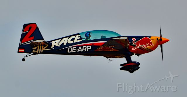 EXTRA EA-300 (OE-ARP) - OE-ARP Red Bull (2)  Extra EA-300 - North Las Vegas Airport (IATA: VGT, ICAO: KVGT, FAA LID: VGT)<br />Photo: Tomas Del Coro<br />October 12, 2016