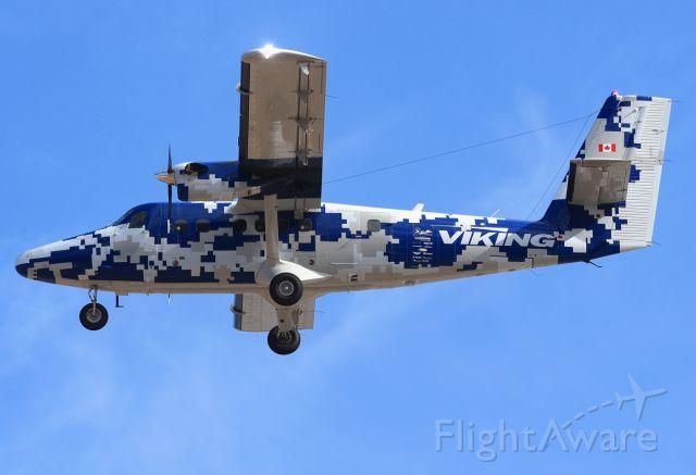 De Havilland Canada Twin Otter (C-GVKI)