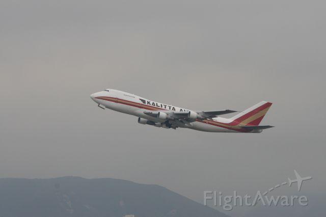 Boeing 747-200 (N701CK)