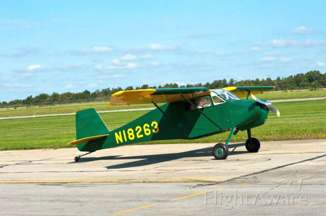 WITTMAN W-10 Tailwind (N18263)