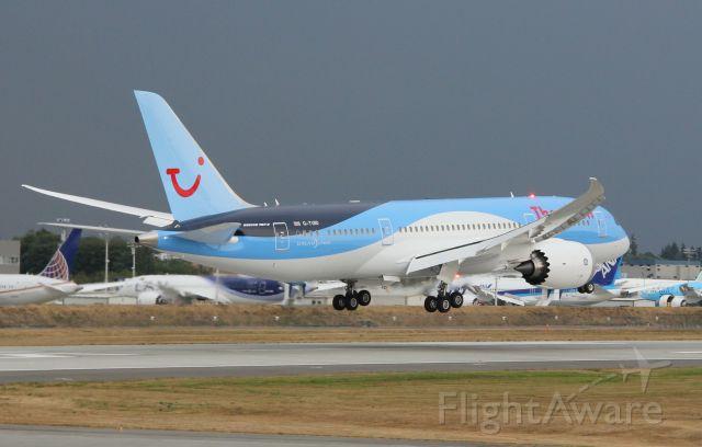 Boeing Dreamliner (Srs.8) (G-TUID)