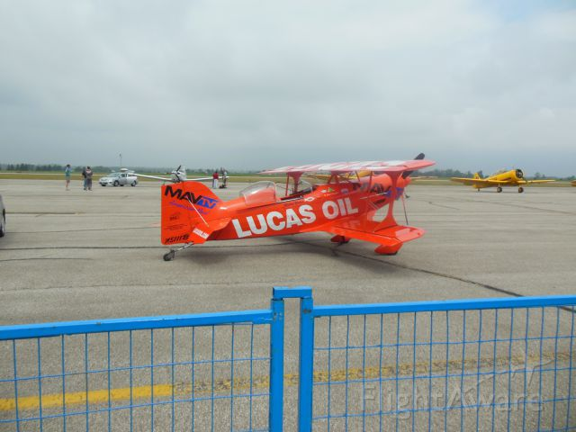 PITTS Super Stinker (S-1-11) (N5111B) - Curtiss Pitts Special at Brantford, Ontario