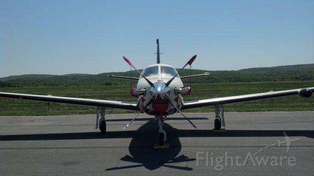Socata TBM-700 (N850DJ)