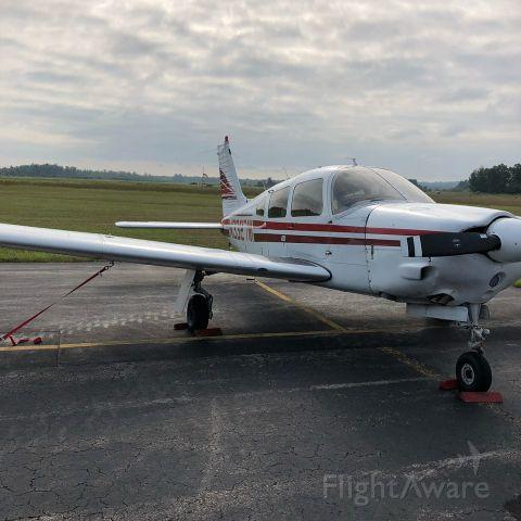 Piper Cherokee (N3327M) - N3327M at KEZS