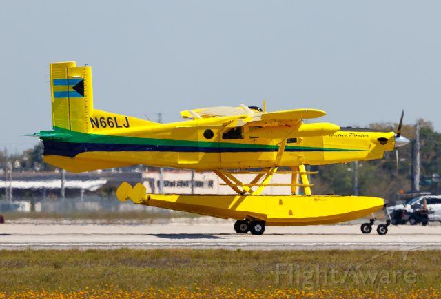 Pilatus PC-6B Turbo-Porter (N66LJ)