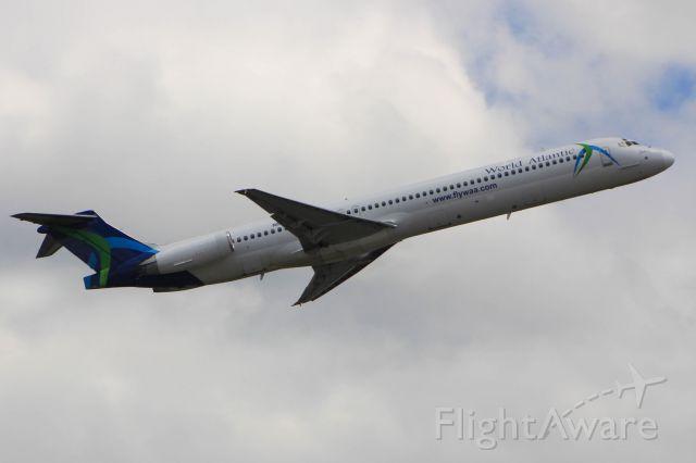 McDonnell Douglas MD-83 (N804WA)