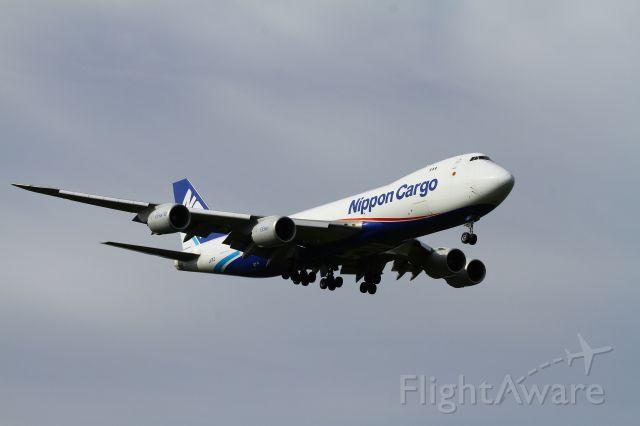 Boeing 747-200 (JAI7KZ)