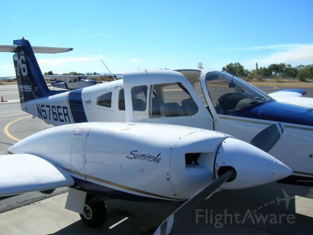 Piper PA-44 Seminole (N576ER)