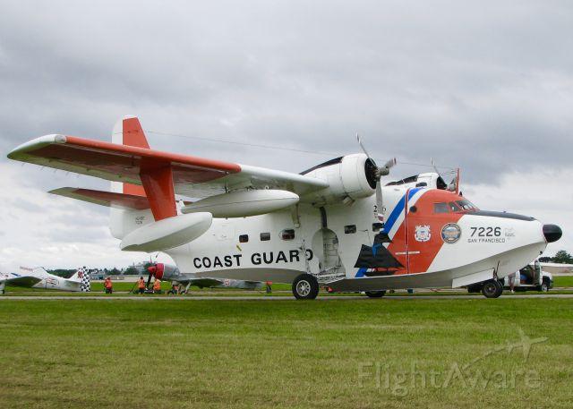 Grumman HU-16 Albatross (N226CG) - AirVenture 2016