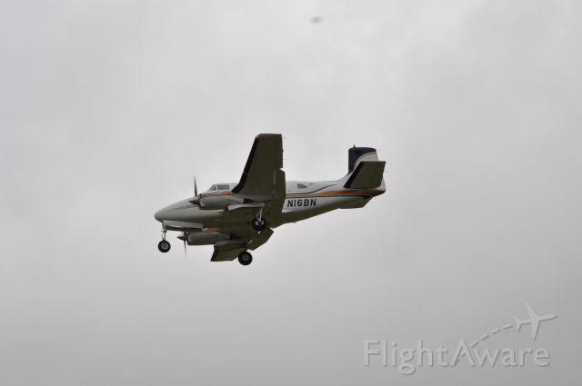 Beechcraft Queen Air (65) (N16BN)