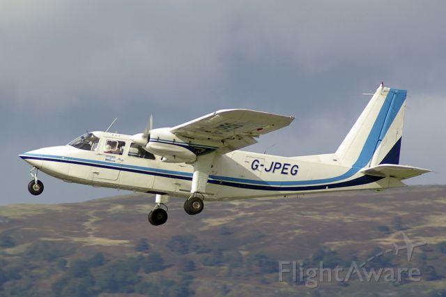 ROMAERO Turbine Islander (G-JPEG)