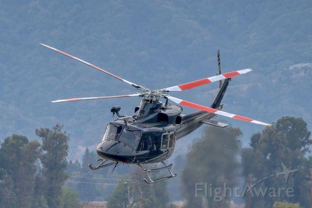 Bell 412 (N371EF) - Bell 412EP