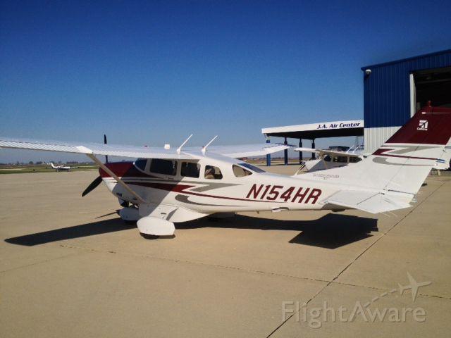 Cessna 206 Stationair (N154HR)