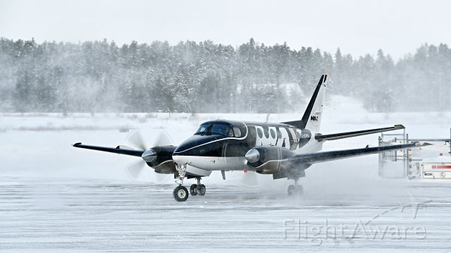 Beechcraft King Air 100 (MAX190)