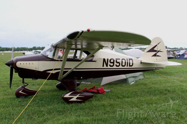 Piper PA-22 Tri-Pacer (N9501D)