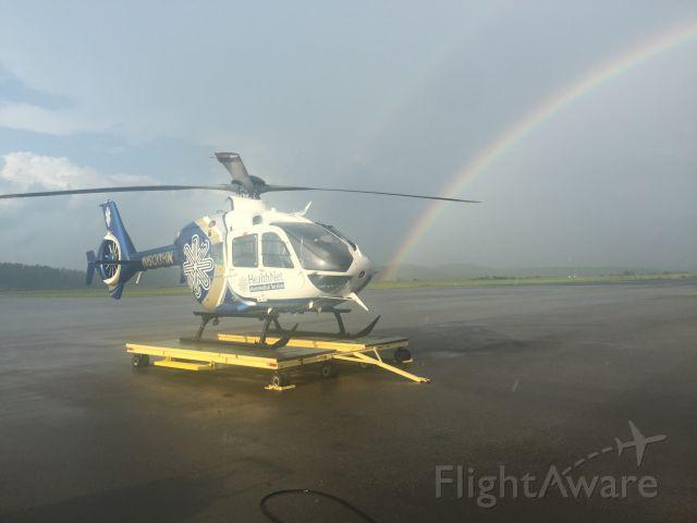 Eurocopter EC-635 (N600HN) - HealthNet6 in Buckhannon WV