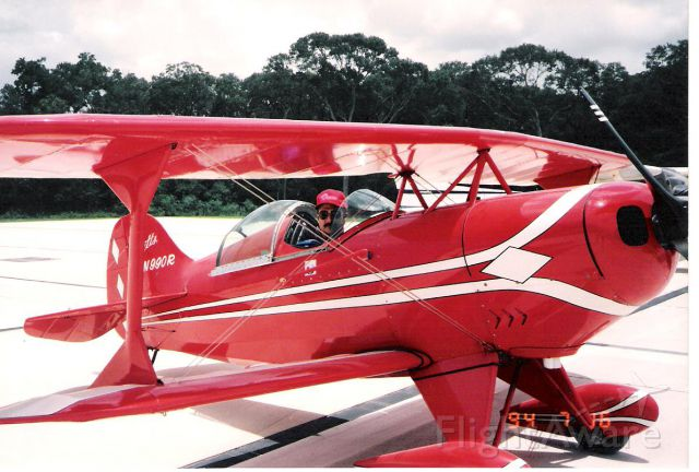 INTERSTATE S-1 (N990R) - Pitts Special