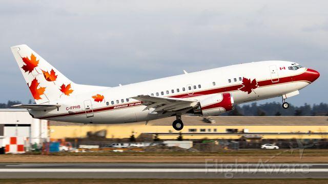 Boeing 737-500 (C-FPHS)