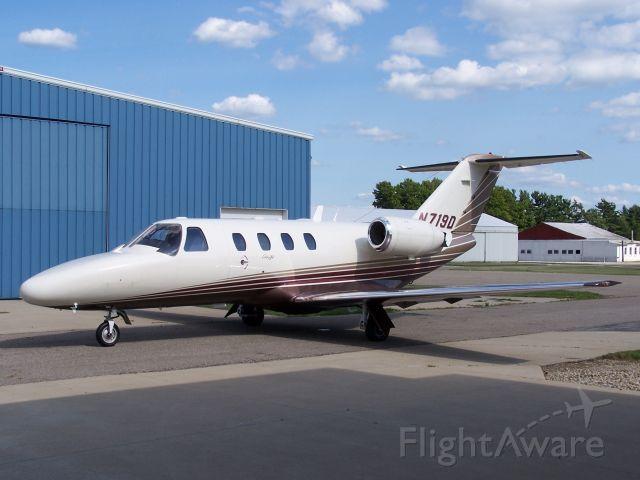 Cessna Citation CJ1 (N719D)