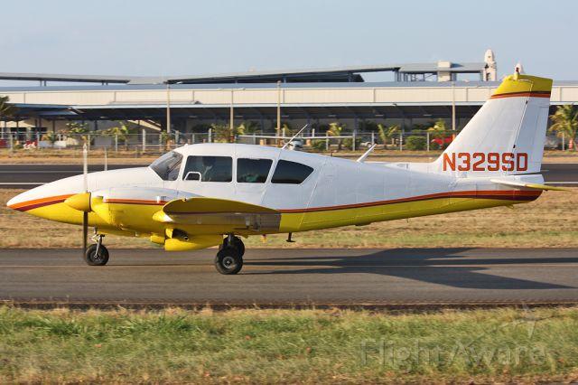 Piper Apache (N329SD)